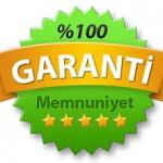 %100 Müşteri Garantisi