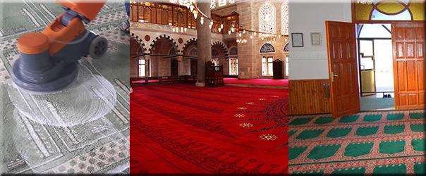 istanbul cami halısı yıkama
